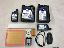 Grand service kit Jeep Grand Cherokee WJ 2.7CRD 2001-2004 ESK/WJ/010A 10W30