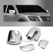 Chrome Side Mirror Cover Garnish Molding Trim D860 For KIA 09-15 Borrego/Mohave