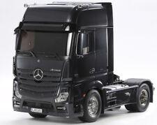 Tamiya 1-14 RC Mercedes Benz Actros 1851 GigaSpace Black Edition 300056342