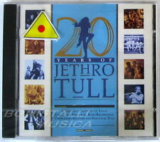 JETHRO TULL - 20 YEARS OF - CD Sigillato