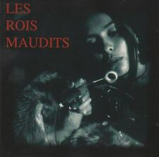LES ROIS MAUDITS - Before Butterflies Fall Down - CD Mini Album - 1991 - RARE !