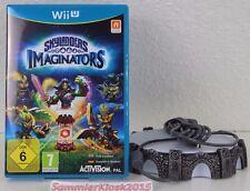 Skylanders Imaginators Starter Pack Nintendo Wii U gebraucht Nur Spiel & Portal