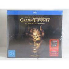 Game of Thrones Staffel 1 - 5 Collector's Edition + Monopoly - BluRay - Neu / OV