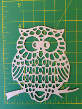 scrapbooking embellishment Owl