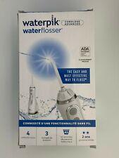 110-240V  Transformer  Waterpik Cordless Advanced Water Flosser White WP-560