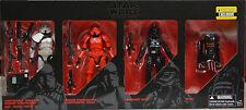 "Star Wars 6"" Black Series Imperial Force Set Sandtrooper R2Q5 Crimson Storm Oxix"