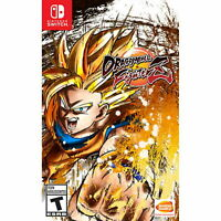 Dragon Ball FighterZ (Nintendo Switch) Dragonball Fighter Z, Brand New Sealed