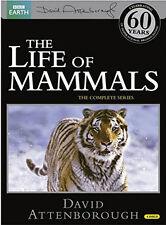 DVD:THE LIFE OF MAMMALS - NEW Region 2 UK