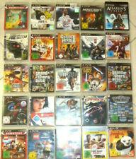 PLAYSTATION3 PS3 Spiele Auswahl Top-Games Minecraft,Call of Duty,GTA MULTIRABATT