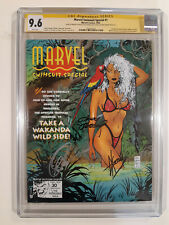 Marvel Swimsuit Special #1  CGC 9.6 SSx4   Highest 1 of 3   +1 raw copy  -  RARE