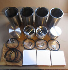 Case S SC S Series New Sleeve and Piston kit Tractor part