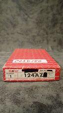 124maz Starrett Solid Rod Inside Micrometer Set With Case 50 200mm Range 001mm