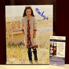 Mackenzie Foy Signed Autograph 8x10 Photograph JSA COA Picture Photo