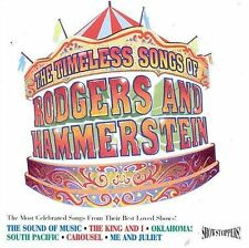 The Timeless Songs Of Rodgers And Hammerstein (Musical Compilation) by