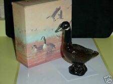 AVON  1973  CANADA  GOOSE  DECANTER  AFTER  SHAVE  DEEP  WOODS