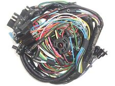 New 64 Falcon Complete Under Dash Wiring Harness w/ Fuse Box for 1 Speed Wiper