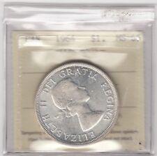 1964 Canada Commemorative Silver Dollar - ICCS MS-65 Cert# XW425
