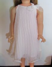 """3T Dress For Child Or To Alter For Playpal Type Doll About 35"""" Read Description"""