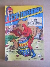 L'AVVENTURA NUOVA SERIE n. 6 1951 L'UOMO MASCHERATO Capriotti  [G504]