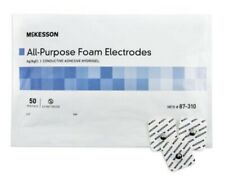 McKesson All Purpose Foam Electrodes (Snap-On)