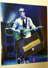 Graham Bonnet Signed Alcatrazz autograph Rainbow COA proof a
