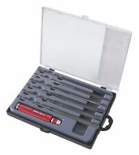 Assorted 7 Piece Multi Interchangeable Precision Needle File Tool Set E1755
