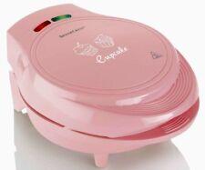 Cupcake Maker SILVER CREST SCCM 800 Antihaftbeschichtet 7x Cupcakes 1000W Rosa