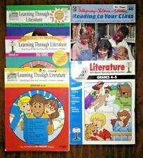 LITERATURE SKILL-BASED REPRODUCIBLE ACTIVITIES Grades 4-6 -Classrooom/Homeschool