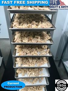 Blk Freeze Dried Cooked Pulled Chicken Camping Hiking Survival Storage Food Meat