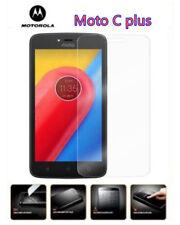 PELLICOLA VETRO TEMPERATO PER Motorola Moto C plus