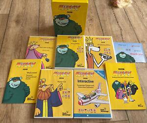 BBC Muzzy Level 1 Multilingual Box Set Language Course for Children
