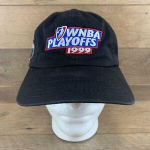 New York Liberty WNBA PLAYOFFS 1999 Adjustable Basketball Cap