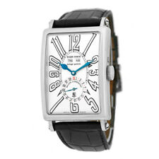 ROGER DUBUIS Jumbo 18K White Gold MUCH MORE Triple Calendar  G37 Box Warranty