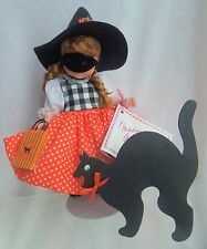 "Madame Alexander 8"" GREENVILLE HALLOWEEN SPECIAL Doll MIB 1990"