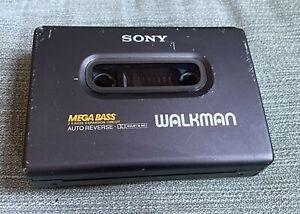 SONY MEGA BASS Walkman Cassette Player WM-EX48