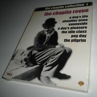 The Chaplin Revue Charles Chaplin Collection Special Edition (DVD Set NEW) Film
