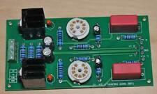 NEW FULLY SRPP TUBE PREAMPLIFIER Fully PCB 6CG7 6FQ7 AUDIO TUBE DIY C=1UF