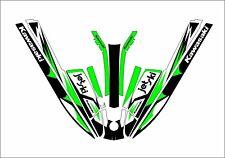 kawasaki 550 sx js 300 400 440 jet ski graphics pwc stand up jetski racing retro