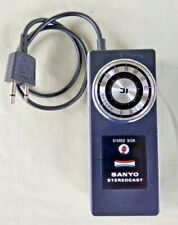 Rare Sanyo Stereocast RB9090 Radio Adaptor-Amplifier for Headphones