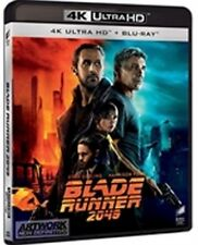 Blade Runner 2049 (4K Ultra HD + Blu-Ray Disc) - ITALIANO ORIGINALE SIGILLATO -
