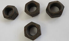 NUT.MOUNTING NUT.HEX .50-20.GENUINE MOPAR 00152349.LOTS OF 4.