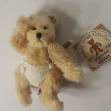 Gund Jointed Plush Mouse Boo 77010 Bartons Creek Collection Artist Friesmen 2000