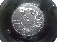 "LOUIS ARMSTRONG DANNY KAYE 45 ESS 1010 RARE SINGLE 7"" INDIA INDIAN 45 rpm VG+"
