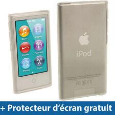 Clair Étui Housse Case TPU pour Nouveau Apple iPod Nano 7ème Génération 7G 16GB