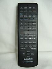 RADIO SHACK 15-1905A Remote Control 6-in-ONE Audio/Video
