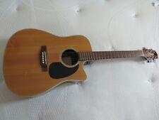 More details for takamine electro acoustic guitar eg530sc. made in korea