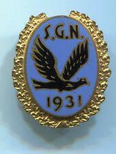 Altes Sport oder Segelflieger-Abzeichen : S.G.N. 1931 , Neuhaldensleben ?