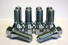 10 x M14X1.5 Bulloni conici 25 mm CERCHI IN LEGA ADATTA PER ALFA ROMEO 159 BRERA 8 C
