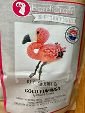 HardiCraft Do-it-yourself Crochet Kit Coco Flaming