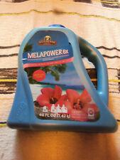 NEW SEALED, melapower 6x laundry detergent. Island Breeze 48 fluid ounces.